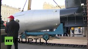 Russia: The most powerful Soviet nuclear bomb goes on show in Moscow