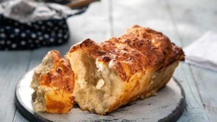 Бон Апети | Надиплен хляб с яйца и сирене