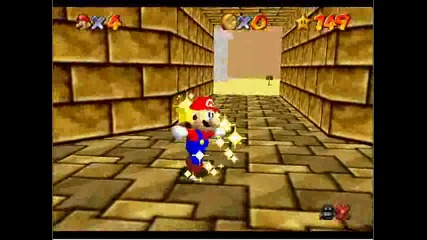 Super Mario 74 ~ Hidden Inside the Labyrinth