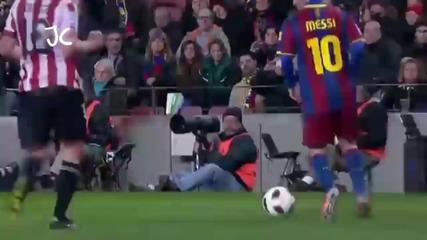 Leo Messi - Set Fire To The Rain