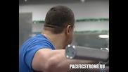 Тренировка на руски щангист