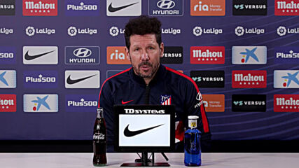 Spain: 'We have a lot at stake' - Atletico's coach Simeone ahead of Real Madrid clash