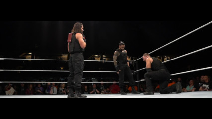 Seth Rollins looks back on his time with The Shield: The Shield's Final Chapter Diary