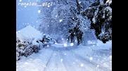 Тихо Се Сипе Първият Сняг..