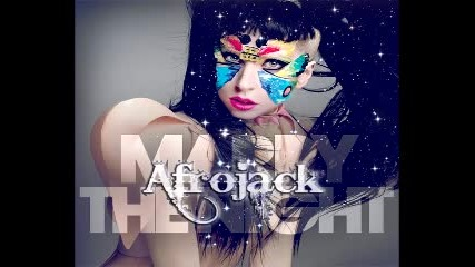 Lady Gaga - Marry the night ( Afrojack Remix )