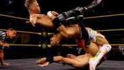 Kushida vs. Drake Maverick vs. Jake Atlas – Cruiserweight Title Tournament Group A Finals Triple Threat Match: WWE NXT