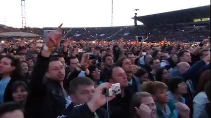 Bon Jovi - You Give Love A Bad Name - Live (concert) in Sofia, Bulgaria - 14.05.2013