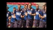 Преди мача от група D на Мондиала Италия – Коста Рика