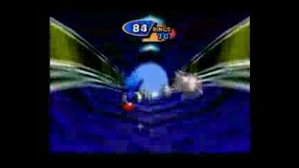 Sonic 3d Blast Special Stage 02
