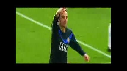 Stoke City Manchester United 0:2 - Dimitar Berbatov Гол 26.09