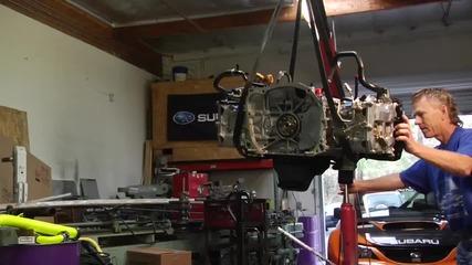 Ken Block - Subaru Impreza Sti Hd