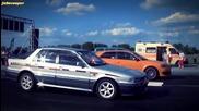 Mitsubishi Galant Turbo vs Audi S3