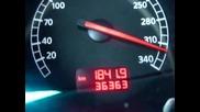 Lamborghini Gallardo Nera 0 - 340 Km h Route Ouverte