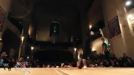 Best breakdance 2011