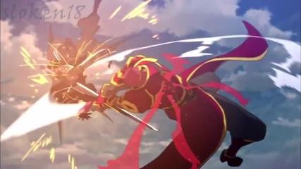 Sword Art Online Amv - Unbreakable