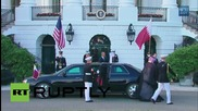 USA: Gulf leaders arrive for GCC summit at White House
