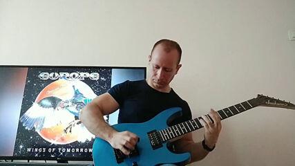 Oki Guitar Player-Aphasia /Europe cover/