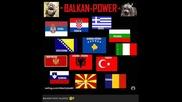 Balkan power