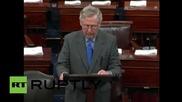 USA: Senate hangs fire on USA Freedom Actvote