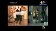 Господари На Ефира - Като Две Капки Боза - ФЪНКИ И Фестър Адамс!!!(смях) 17.04.2008