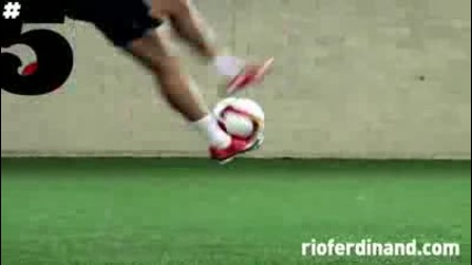 kristian ronaldo trick