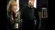 Miley Cyrus and John Travolta - I Thought I Lost You - Official video from Bolt