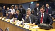 Luxemburg: Eurozone ministers discuss debt relief for Greece