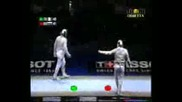 Sabre Team Finals - Bout 9