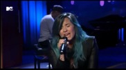 Перфектният live на Skyscraper | Demi Lovato - Skyscraper (coletivation mtv)