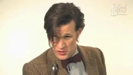 The Doctor Introduces Script to Screen 2012 -