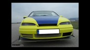 Snimki Na Tuning Opel Calibra