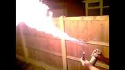 Lg Ku990 Viewty 120fps Fire Video Test