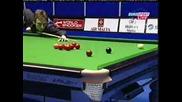 Snooker - Ken Doherty 134 Break