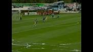 Локо Мз - Левски 0:1 (06.10.2008)