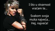 Dara Bubamara 2010 - Losa ljubav+ превод