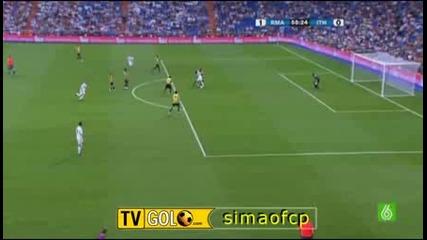 27.07 Реал Мадрид - Ал Итихад 1:1 Раул гол ! Контрола