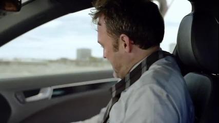 Забавна реклама на Audi 2011г. !