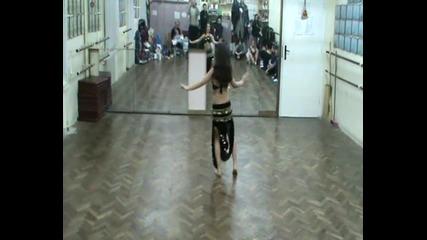 Ориeнтал/ бели денс - Виктория Ламбрева - Бф Рона Хасково