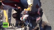 Turkey: Powerful blasts rock Ankara peace rally, at least 20 killed