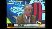 100% Смях!!! Коментатор избухва при обрат на Милан!!!