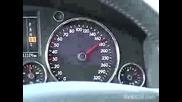 Touareg V10 Tdi 0 - 200km/h