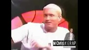 Eminem & Dr. Dre - Farmclub Freestyle And Interview