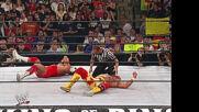 Hollywood Hulk Hogan vs. Kurt Angle: WWE King of the Ring 2002 (Full Match)