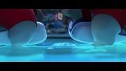 2)3 Уол.и - Бг аудио (2008) / Wall·e * Pixar * part 2 / 3