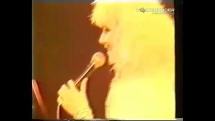 Vesna Zmijanac - Hocu da me volis - (LIVE) - Pionir - (1988)