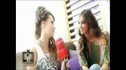 Anahi - Interview ( Bravo Neox Espana)