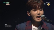 Ryeowook - Like a star @ 160129 Kbs Music Bank