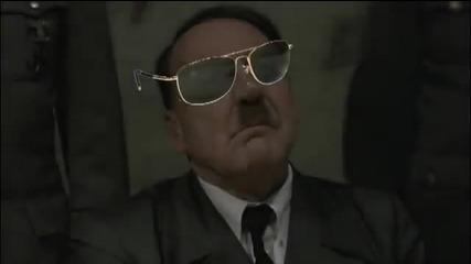 Gangnam Style Хитлер рапира