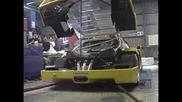Супер Як Звук От Ferrari F40