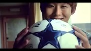 Adidas - Let's get out there! (with Son Heung Min, Yoo Seung Ho and 2ne1)